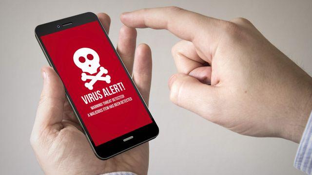 スマホにウイルス感染の警告が表示される!フェイクアラートの原…
