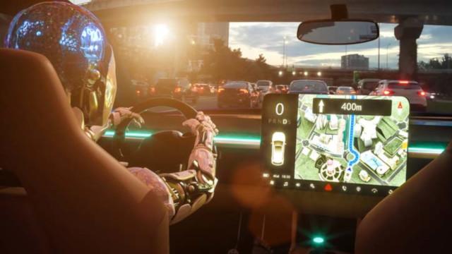 米Tesla、EV車両が採取する全情報保存用データセンターを…
