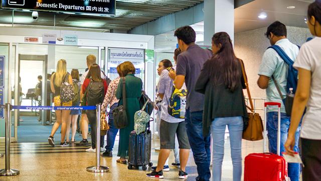 南紀白浜空港、保安検査場の手荷物検査にAI導入の実証実験